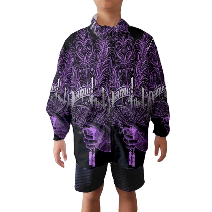 Panic At The Disco Wind Breaker (Kids)