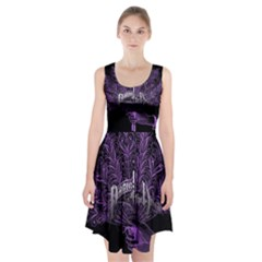 Panic At The Disco Racerback Midi Dress