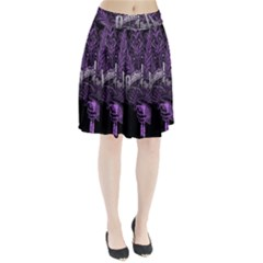 Panic At The Disco Pleated Skirt