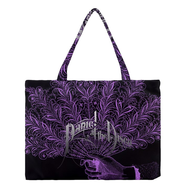 Panic At The Disco Medium Tote Bag