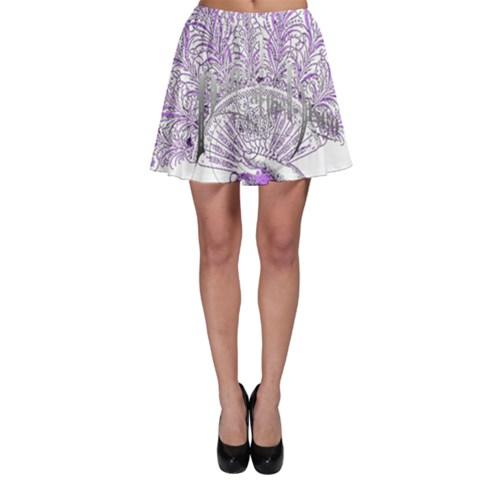 Panic At The Disco Skater Skirt