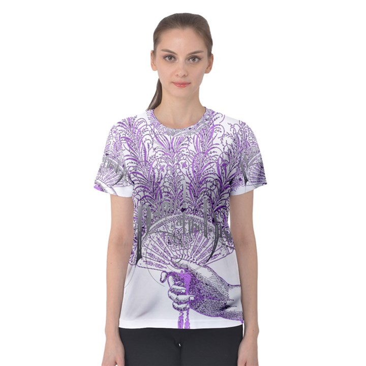 Panic At The Disco Women s Sport Mesh Tee