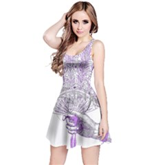 Panic At The Disco Reversible Sleeveless Dress