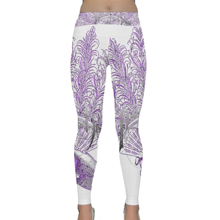 Panic At The Disco Yoga Leggings