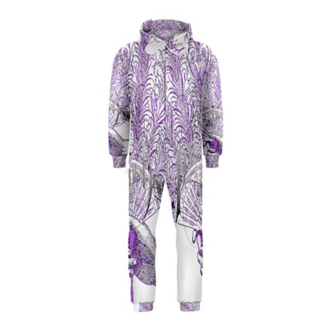 Panic At The Disco Hooded Jumpsuit (Kids)