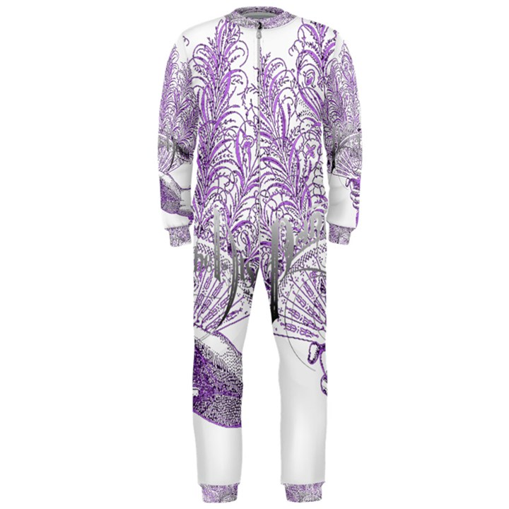 Panic At The Disco OnePiece Jumpsuit (Men)