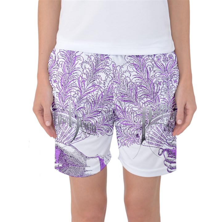 Panic At The Disco Women s Basketball Shorts