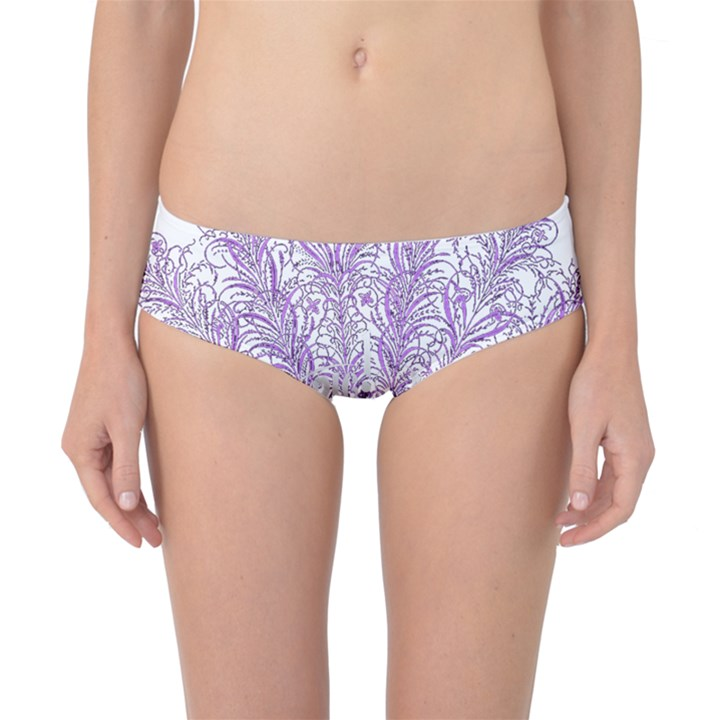 Panic At The Disco Classic Bikini Bottoms