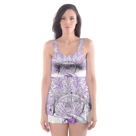 Panic At The Disco Skater Dress Swimsuit