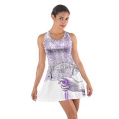 Panic At The Disco Cotton Racerback Dress