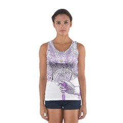 Panic At The Disco Women s Sport Tank Top