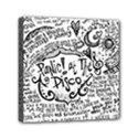 Panic! At The Disco Lyric Quotes Mini Canvas 6  x 6  View1