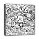 Panic! At The Disco Lyric Quotes Mini Canvas 8  x 8  View1