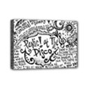 Panic! At The Disco Lyric Quotes Mini Canvas 7  x 5  View1