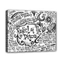 Panic! At The Disco Lyric Quotes Canvas 10  x 8  View1
