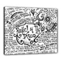 Panic! At The Disco Lyric Quotes Canvas 24  x 20  View1