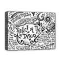 Panic! At The Disco Lyric Quotes Deluxe Canvas 16  x 12   View1