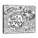 Panic! At The Disco Lyric Quotes Deluxe Canvas 24  x 20   View1