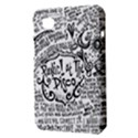 Panic! At The Disco Lyric Quotes Samsung Galaxy Tab 7  P1000 Hardshell Case  View3