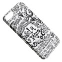 Panic! At The Disco Lyric Quotes Apple iPhone 5 Classic Hardshell Case View5
