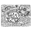 Panic! At The Disco Lyric Quotes Kindle Fire (1st Gen) Flip Case View1
