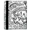 Panic! At The Disco Lyric Quotes Kindle Fire (1st Gen) Flip Case View3