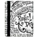 Panic! At The Disco Lyric Quotes Apple iPad 2 Flip Case View3