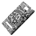 Panic! At The Disco Lyric Quotes HTC 8S Hardshell Case View4