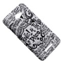 Panic! At The Disco Lyric Quotes HTC Butterfly X920E Hardshell Case View5