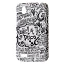 Panic! At The Disco Lyric Quotes HTC Desire V (T328W) Hardshell Case View3