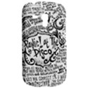 Panic! At The Disco Lyric Quotes Samsung Galaxy S3 MINI I8190 Hardshell Case View2