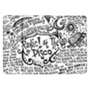 Panic! At The Disco Lyric Quotes Samsung Galaxy Tab 8.9  P7300 Flip Case View1