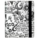 Panic! At The Disco Lyric Quotes Samsung Galaxy Tab 8.9  P7300 Flip Case View2