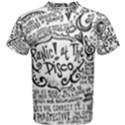 Panic! At The Disco Lyric Quotes Men s Cotton Tee View1