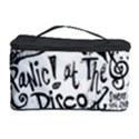 Panic! At The Disco Lyric Quotes Cosmetic Storage Case View1