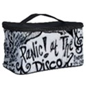 Panic! At The Disco Lyric Quotes Cosmetic Storage Case View2
