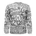 Panic! At The Disco Lyric Quotes Men s Long Sleeve Tee View2