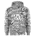 Panic! At The Disco Lyric Quotes Men s Pullover Hoodie View1