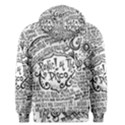 Panic! At The Disco Lyric Quotes Men s Pullover Hoodie View2
