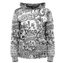 Panic! At The Disco Lyric Quotes Women s Pullover Hoodie View1