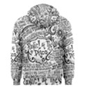 Panic! At The Disco Lyric Quotes Men s Zipper Hoodie View2