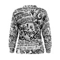 Panic! At The Disco Lyric Quotes Women s Sweatshirt View2