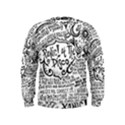 Panic! At The Disco Lyric Quotes Kids  Sweatshirt View1