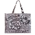 Panic! At The Disco Lyric Quotes Zipper Mini Tote Bag View2