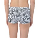 Panic! At The Disco Lyric Quotes Boyleg Bikini Bottoms View2