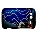 Panic! At The Disco Released Death Of A Bachelor HTC Wildfire S A510e Hardshell Case View1