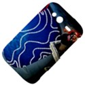 Panic! At The Disco Released Death Of A Bachelor HTC Wildfire S A510e Hardshell Case View4