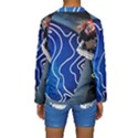 Panic! At The Disco Released Death Of A Bachelor Kids  Long Sleeve Swimwear View2