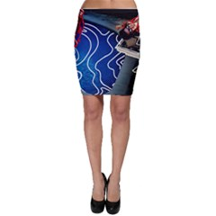 Panic! At The Disco Released Death Of A Bachelor Bodycon Skirt