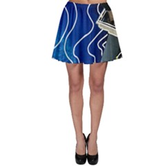 Panic! At The Disco Released Death Of A Bachelor Skater Skirt